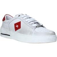 Παπούτσια Άνδρας Χαμηλά Sneakers Exton 178 λευκό