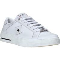 Παπούτσια Άνδρας Χαμηλά Sneakers Exton 177 λευκό
