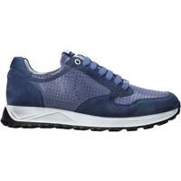 Παπούτσια Άνδρας Χαμηλά Sneakers Exton 741 Μπλε