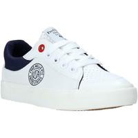 Παπούτσια Παιδί Χαμηλά Sneakers Fred Mello S20-SFK306 λευκό
