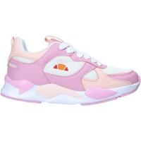 Παπούτσια Παιδί Χαμηλά Sneakers Ellesse ES0007S Ροζ