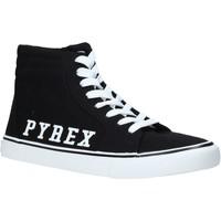 Παπούτσια Άνδρας Ψηλά Sneakers Pyrex PY020203 Μαύρος