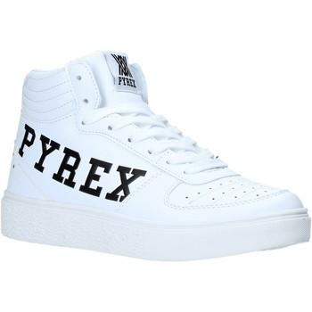 Παπούτσια Γυναίκα Ψηλά Sneakers Pyrex PY020234 λευκό