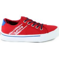 Παπούτσια Παιδί Χαμηλά Sneakers Levi's VKIN0001T το κόκκινο