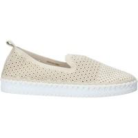 Παπούτσια Γυναίκα Slip on Grunland SC4916 Μπεζ