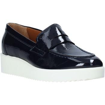 Παπούτσια Γυναίκα Μοκασσίνια Maritan G 161407MG Μπλε
