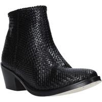 Παπούτσια Γυναίκα Μποτίνια Marco Ferretti 172883MF Μαύρος