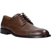 Παπούτσια Άνδρας Richelieu Marco Ferretti 113043MF καφέ