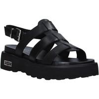 Παπούτσια Γυναίκα Σανδάλια / Πέδιλα Cult CLE104334 Μαύρος