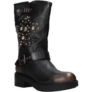 Παπούτσια Γυναίκα Μποτίνια Cult CLE104131 Μαύρος
