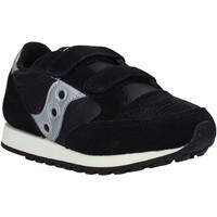 Παπούτσια Παιδί Χαμηλά Sneakers Saucony SK262124 Μαύρος