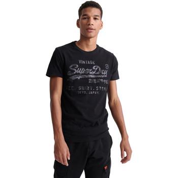 T-shirt με κοντά μανίκια Superdry M1010100A