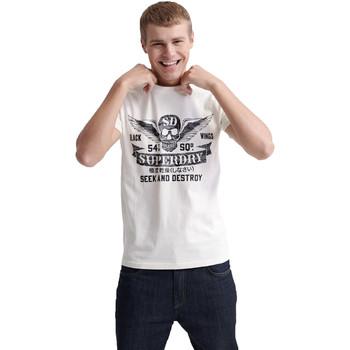 T-shirt με κοντά μανίκια Superdry M1010137A