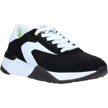 Παπούτσια Άνδρας Χαμηλά Sneakers Lumberjack SM81511 001 V43 Μαύρος