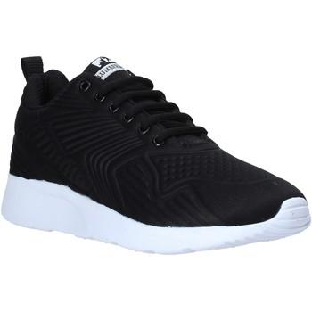 Παπούτσια Γυναίκα Χαμηλά Sneakers Lumberjack SW78311 001 C01 Μαύρος