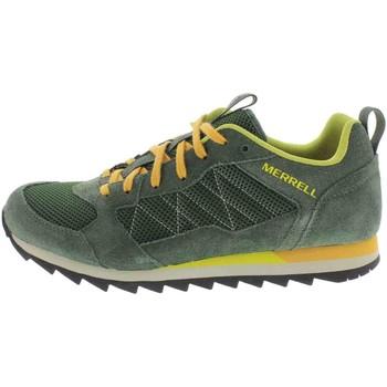 Παπούτσια Άνδρας Χαμηλά Sneakers Merrell J62447 Πράσινος