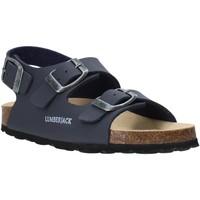 Παπούτσια Παιδί Σανδάλια / Πέδιλα Lumberjack SB78706 001 S03 Μπλε