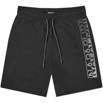 Υφασμάτινα Άνδρας Μαγιώ / shorts για την παραλία Napapijri NP0A4E1J Μαύρος