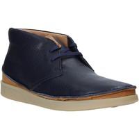 Παπούτσια Άνδρας Μπότες Clarks 26144071 Μπλε