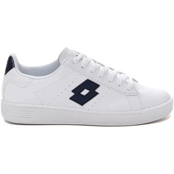 Παπούτσια Γυναίκα Χαμηλά Sneakers Lotto 212077 λευκό