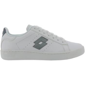 Παπούτσια Γυναίκα Χαμηλά Sneakers Lotto 212079 λευκό