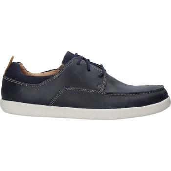 Παπούτσια Άνδρας Derby Clarks 26141607 Μπλε