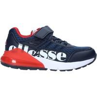 Παπούτσια Παιδί Χαμηλά Sneakers Ellesse ES0010S Μαύρος