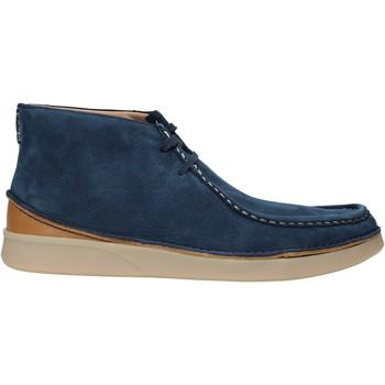 Παπούτσια Άνδρας Μπότες Clarks 26141964 Μπλε