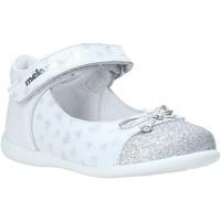 Παπούτσια Κορίτσι Μπαλαρίνες Melania ME0100A0S.A λευκό