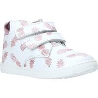 Παπούτσια Κορίτσι Ψηλά Sneakers Melania ME0958A0S.B λευκό