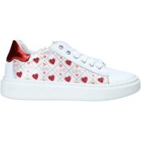 Παπούτσια Κορίτσι Χαμηλά Sneakers Melania ME2252D0S.A λευκό