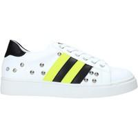 Παπούτσια Γυναίκα Χαμηλά Sneakers Gold&gold B19 GA216 λευκό