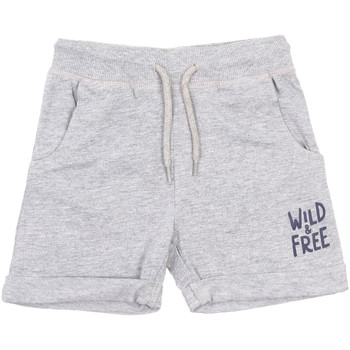 Υφασμάτινα Παιδί Μαγιώ / shorts για την παραλία Losan 015-6602AL Γκρί