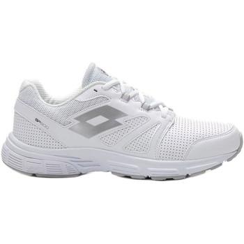 Παπούτσια Άνδρας Χαμηλά Sneakers Lotto 210693 λευκό