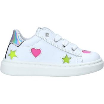 Παπούτσια Κορίτσι Χαμηλά Sneakers Melania ME1280B0S.B λευκό