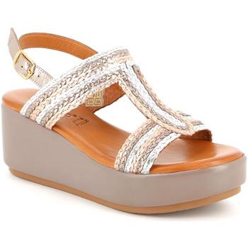 Παπούτσια Γυναίκα Σανδάλια / Πέδιλα Grunland SA2489 Μπεζ