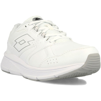 Παπούτσια Άνδρας Χαμηλά Sneakers Lotto 211823 λευκό