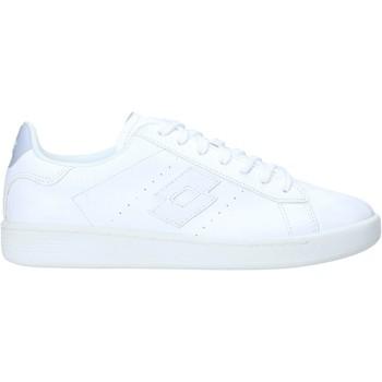Παπούτσια Άνδρας Χαμηλά Sneakers Lotto 212064 λευκό
