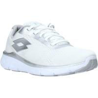 Παπούτσια Γυναίκα Χαμηλά Sneakers Lotto 210652 λευκό