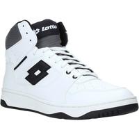 Παπούτσια Άνδρας Ψηλά Sneakers Lotto 212071 λευκό