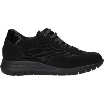 Παπούτσια Γυναίκα Χαμηλά Sneakers Grunland SC2961 Μαύρος