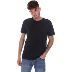 Υφασμάτινα Άνδρας T-shirt με κοντά μανίκια Navigare NV31128 Μπλε