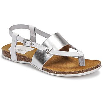 Παπούτσια Γυναίκα Σανδάλια / Πέδιλα Kickers ANAGRAMI Άσπρο / Argenté
