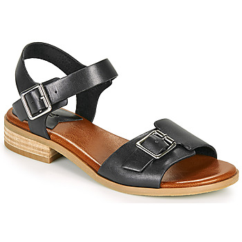 Παπούτσια Γυναίκα Σανδάλια / Πέδιλα Kickers BUCIDI Black