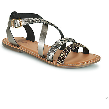 Παπούτσια Γυναίκα Σανδάλια / Πέδιλα Kickers DIAPPO Bronze