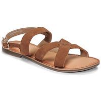 Παπούτσια Γυναίκα Σανδάλια / Πέδιλα Kickers DIBA-2 Camel