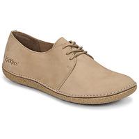 Παπούτσια Γυναίκα Derby Kickers HOLSTER Beige
