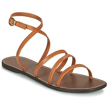 Παπούτσια Γυναίκα Σανδάλια / Πέδιλα Kickers KICKNICE Camel