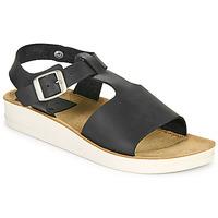 Παπούτσια Γυναίκα Σανδάλια / Πέδιλα Kickers ODILOO Black