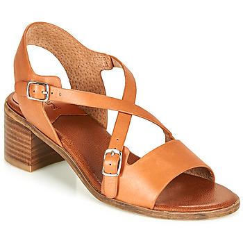 Παπούτσια Γυναίκα Σανδάλια / Πέδιλα Kickers VOLUBILIS Camel